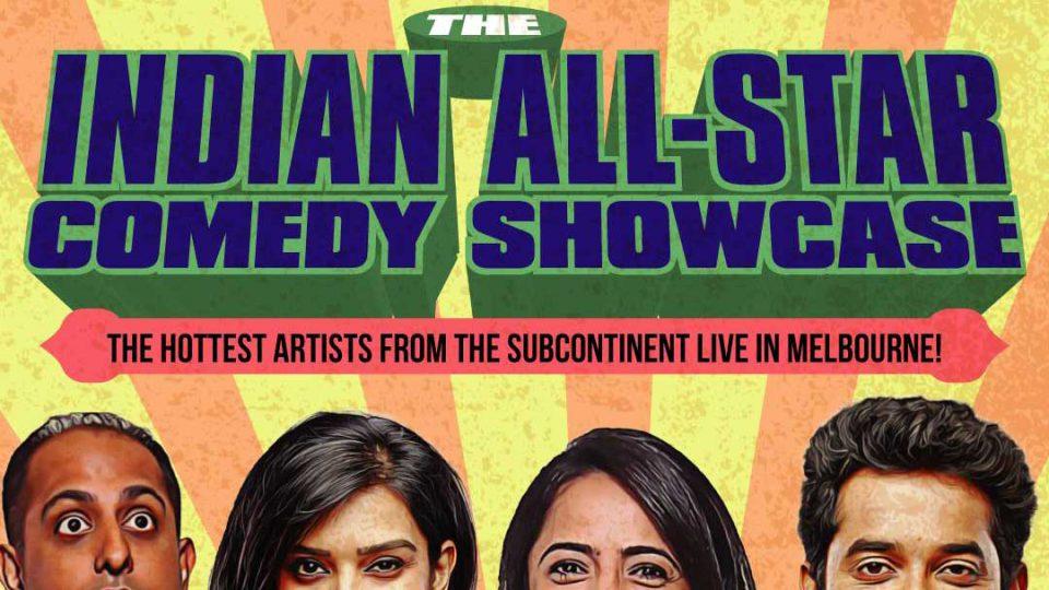 Melbourne Comedy Festival