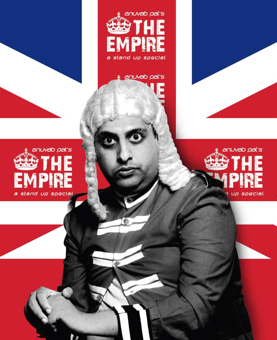 Empire - Anuvab Pal