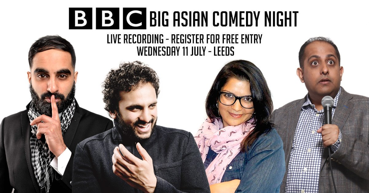 BBC Asian Comedy Night